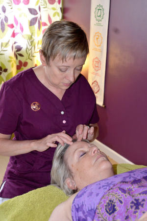 Facial Reflexology with Morag Kitt Exeter