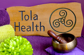 Reflexology by Tola Health Exeter
